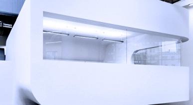 protipožiarná stena